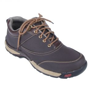 Monkx-casual Brown Casual Shoes For Men_blm-111-coffee