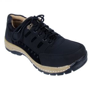Monkx-casual Black Casual Shoes For Men_blm-115-black
