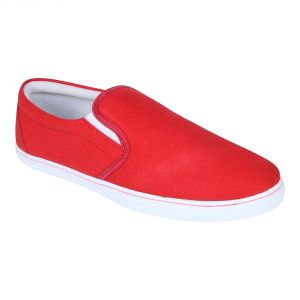 Monkx-slip-on Casual Shoes For Men_blx-07-red