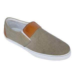 Monkx Casual Slip On Shoes For Men_blx-17-grey