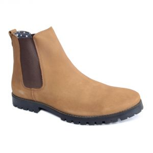 Monkx-casual Leather Boot For Men_btl-004-tan