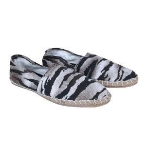 Fine Arch-leophard Espadrilles For Men_espa-09-grey