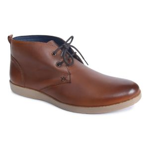 Monkx-casual Leather Boot For Men_bts-001-tan