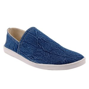 Fine Arch Casual Slip On Shoes For Men_s-027-purple