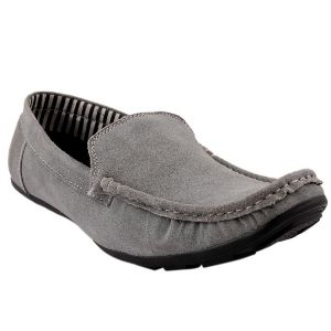Fine Arch Casual Loafers For Men_s-072-grey