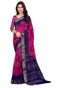 Nirja Creation Pink Color Art Silk Saree Nc-td-1035