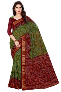 Nirja Creation Green Color Art Silk Saree Nc-td-1039