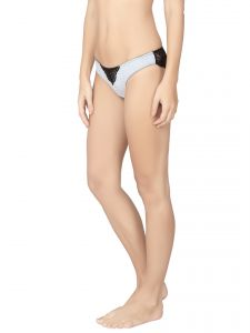 Soie Multicolor Nylon Spandex Panty For Women (code - Fp-1517mesh)