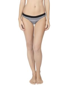 Soie Multicolor Nylon Spandex Panty For Women (code - Fp-1518tribal)