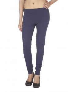 Rcpc,Ivy,Pick Pocket,Kalazone,Soie Women's Clothing - Soie Solid Leggings Available In Many Colours (Product Code)_L-16Navy Blue 23_