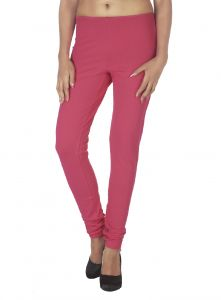 Vipul,Arpera,Clovia,Soie,The Jewelbox,Flora Women's Clothing - Soie Solid Leggings Available In Many Colours (Product Code)_L-16Rani 1_
