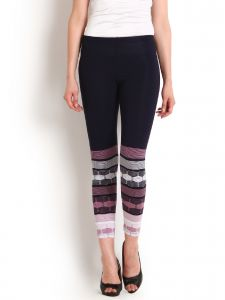 Soie Fashion Ankle Length Printed Legging(product Code)_l-30print-1_