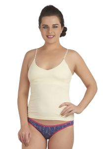 Soie Ivory Cotton / Spandex Inner For Women (code - Sc-3ivory)