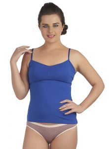 Soie Royal Blue Cotton / Spandex Inner For Women (code - Sc-3royal_blue)