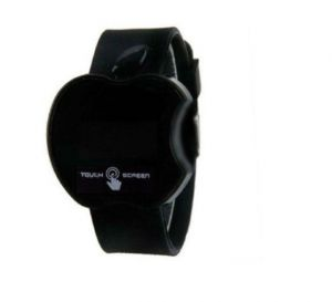 Men's Watches   Other Belt   Digital - Apple Led Watch Black Dial