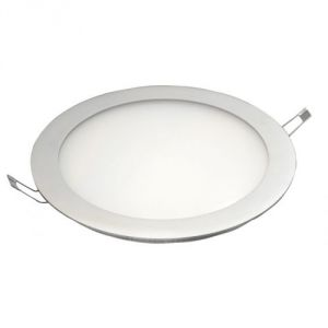 3w LED Round Panel Lights Pack Of 3 Pics.
