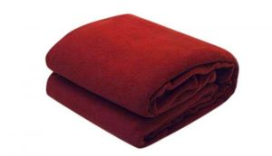 Premium Quality Double Bed Ac Fleece Blanket
