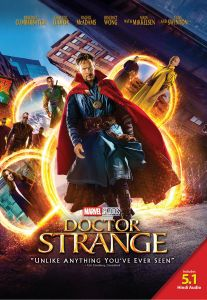 Action Movies (English) - Doctor Strange - DVD