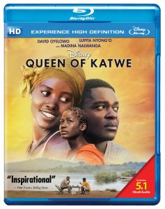 Drama Movies (English) (English) - Queen of Katwe - BD
