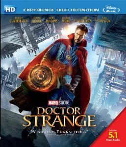 Action Movies (English) - Doctor Strange - BD