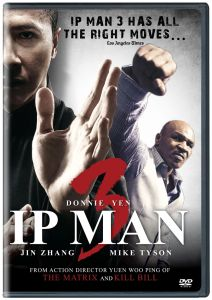 English Movies - IP Man 3 - DVD