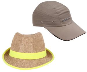 Sushito Set Of Two Summer Protect Cap