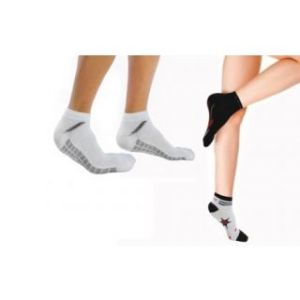 Terry Ankle Length Socks - Set Of 3 Socks