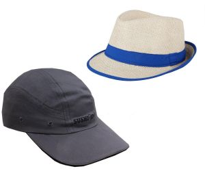 Sushito Set Of Two Summer Baseball Cap