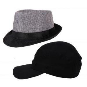 Hat For Men - Fedora Hats -2qty