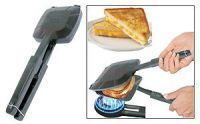 Sandwich Gas Toaster (non-electric, Non Stick Coating)