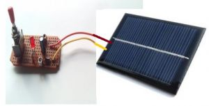 Solar Electricity Generator-engineering Project Kit Solar Electricity Generator