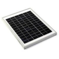 Home Accessories - Solar Panel 5 Watt 12 Volts -1qty