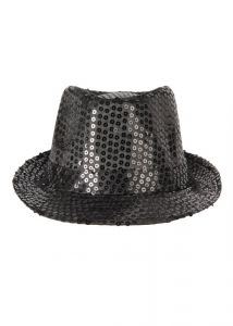 Crosscreek Casual Black Solid Hat ( Hat10 )
