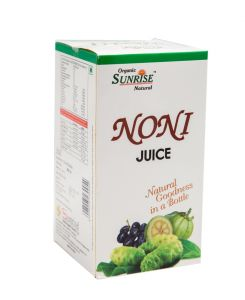 Sparkling Juices - Organic Noni Juice