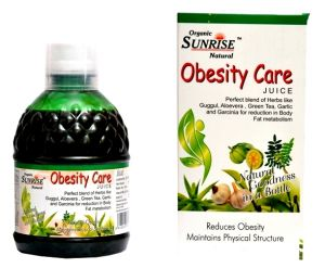 Organic Obesity Care Juice