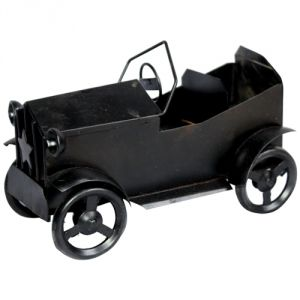 Wrought Iron Handicrafts - Meddy Craft Metal Car Gift Showpiece