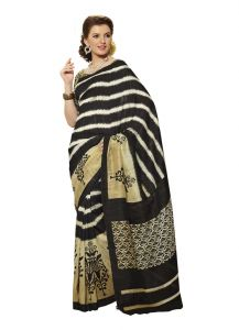 Vipul Womens Bhagalpuri Silk Saree (multicolor)(product Code)_13131