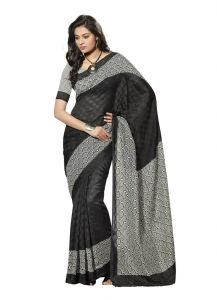 Vipul Womens Bhagalpuri Silk Saree (multicolor)(product Code)_13135