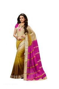 Vipul Womens Bhagalpuri Silk Lace Bordered Saree (multicolor)(product Code)_13533