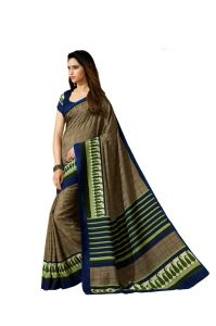 Vipul Womens Bhagalpuri Silk Saree (multicolor)(product Code)_13626