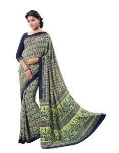 Vipul Womens Crepe Saree (multicolor)(product Code)_13909