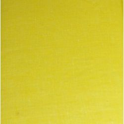 Ns Fabric Yellow 100 Percent Cotton Unstitched Shirt PC