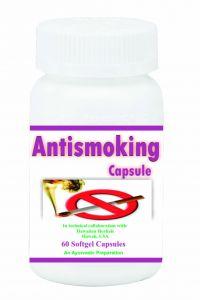 Hawaiian Herbal Antismoking Softgel Capsule 60 Softgels