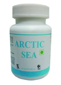 Hawaiian Herbal Arctic Sea Softgel Capsule