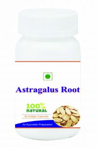 Hawaiian Herbal Astragalus Softgel Capsule 60 Softgels