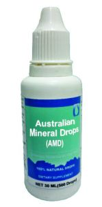 Hawaiian Herbal Australian Mineral Drops (amd)