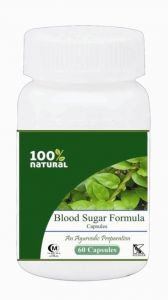 Hawaiian Herbal Blood Sugar Formula Capsule