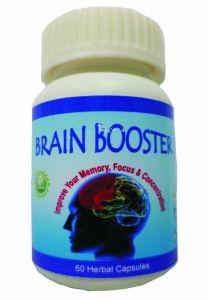 Hawaiian Herbal Brain Booster Capsule