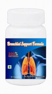 Hawaiian Herbal Bronchial Support Formula Capsule