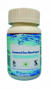 Hawaiian Concentrated Mineral Capsules